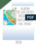Album de Las Ocho Regiones