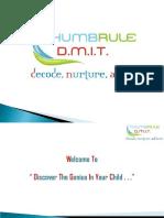 DMIT Presentation
