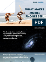 Mobile Phone Brand Strategy