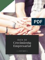 Guia Crecimiento Empresarial LauraRibas