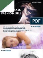 Fashion Brand Strategy