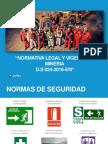 Normativa Legal y Vigente en Mineria