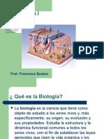 Clase I Biologia