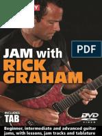Jam With Rick Graham Tab Book