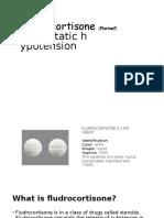 Fludrocortisone (Florinef)