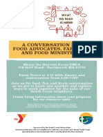 Food Flyer April 30