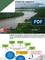 Sistema de Monitoreo de Los Cambios de Cobertura de La Tierray Deforestacion Peru