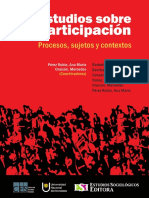Estudios Sobre Participación