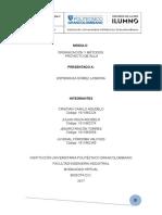 Organización y Métodos 2017