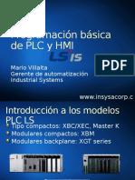 Programación Básica de PLC y HMI Induni