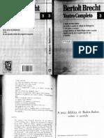 A Peça Didática de Baden Baden
