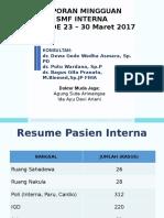 Mr Besar 30 Maret 2017, Fix