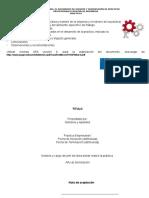 Informe Ejecutivo Practicas I
