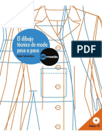 El Dibujo Técnico de Moda Paso a Paso