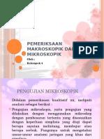 Pemeriksaan Makroskopik dan Mikroskopik.pptx