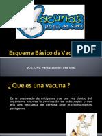 Esquema Básico de Vacunación