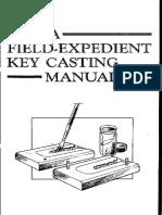 Paladin Press - CIA Field-Expedient Key Casting Manual.pdf