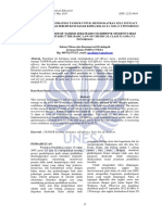 Jurnal Self-efficacy Hukum Dasar Kimia