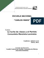 La Lucha de Clases y El Partido Comunista