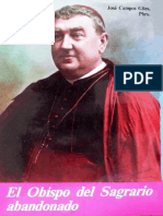 El Obispo Del Sagrario Abandona - Pbro Jose Campos Giles