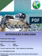 1o Ano - Aula 01 - Introdução à Biologia