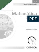 Guia Circunferencia y Circulo