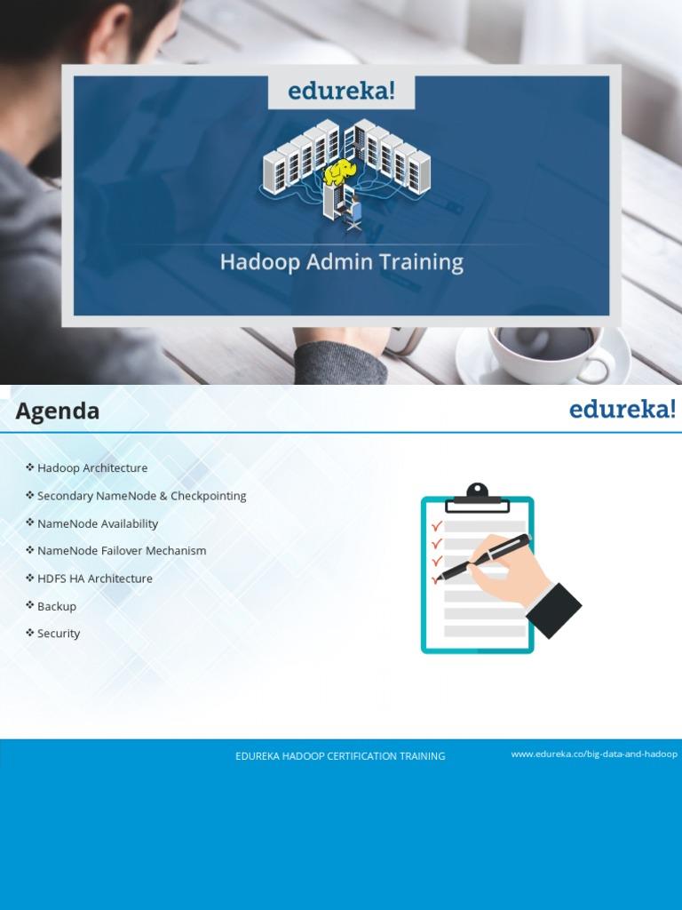 Hadoop Admin Training 2pptx