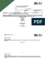 Plan de Actividades Académicas I-2014-ECOII