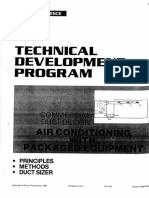 Commercial Duct Design T200-63A