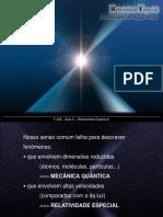 Magna - 05 - Relatividade I