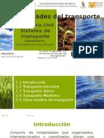 Generalidades Del Transporte