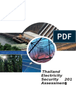 Partner Country Series Thailand Electricity Security 2016