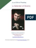 Diary of Elvis Presley Biography