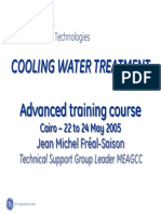 Cooling Water Treatment