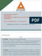 ATPS Fundamentos e Metodologia de Historia e Geografia (1)