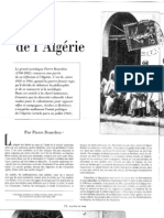 L'unité de l'Algérie. Bourdieu (juillet 62)