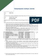 Surat Perjanjian Peminjaman Badan Hukum - Pt.fbj