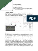 análisis de redes de agua