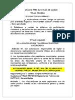 Articulos de La Respuesta de Obras Publicas