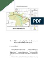 Desain Survey Kawasan Industri