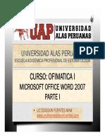 5.-Sesion 04 Microsoft Office 2007 Estomatologia 2017-1b