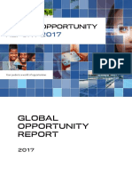 The 2017 Global Opportunity Report