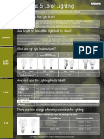 5LsOfLighting One Pager