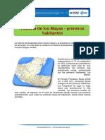 Historia de Los Mayasx