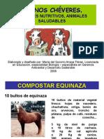 ABONOS CHÉVERES - 2008