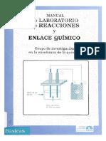 Manual de Laboratorio de Reacciones y Enlacequimico