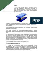 Microcontroladores Microprocesadores Tare