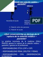 Mala Praxis y Sus Implicancias Medico Legales II