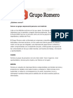 Grupo Romero