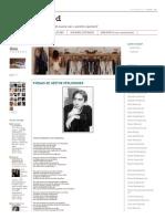 Poemas de Néstor Perlongher DESDE PAG